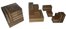 puzzle solutions wooden and metal 3d brain teasers